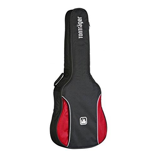 Tonträger 4/4 RD/BK · Gigbag Konzertgitarre