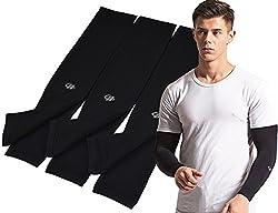 Image of Arm Cooling Sleeves UPF 50+...: Bestviewsreviews