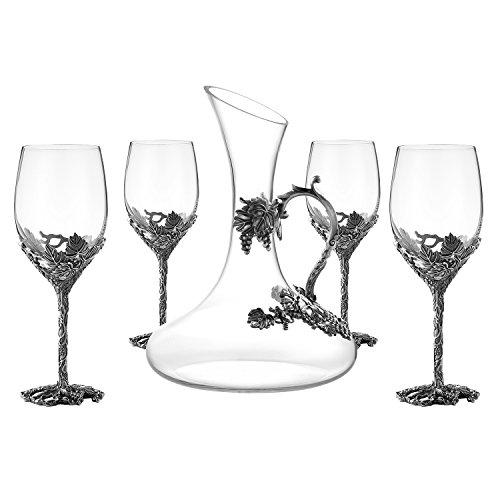 SEMAXE Novelty Wine Glasses...