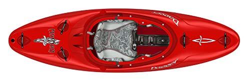 Dagger Mamba 7.6 | Sit Inside Whitewater Kayak | Creeker Kayak for Smaller Paddlers | 7' 7
