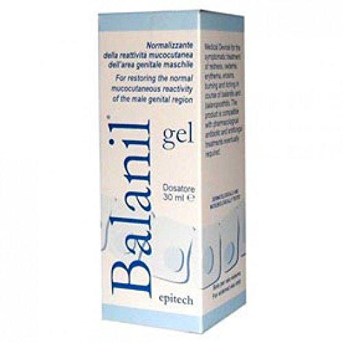 Epitech Group Balanil Gel Intimo Riequilibrante Area Genitale Maschile Gel - 30 ml