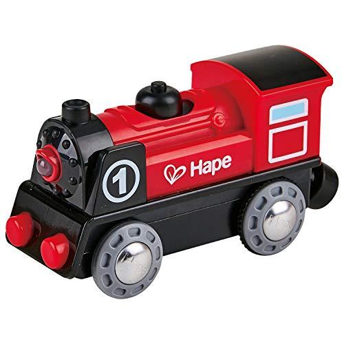 Hape- Locomotora del Tren (Barrutoys E3703)