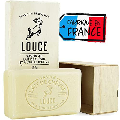 Savon Au lait de Chèvre | Louce | Soin Naturel...