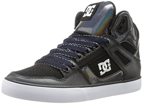 DC Shoes Damen Spartan High Wc Low-top, Grau - Gris (Gr3), 39 EU