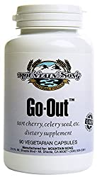 Mountain Dong Go Out Plex Amazon Best Selling Gout Formula