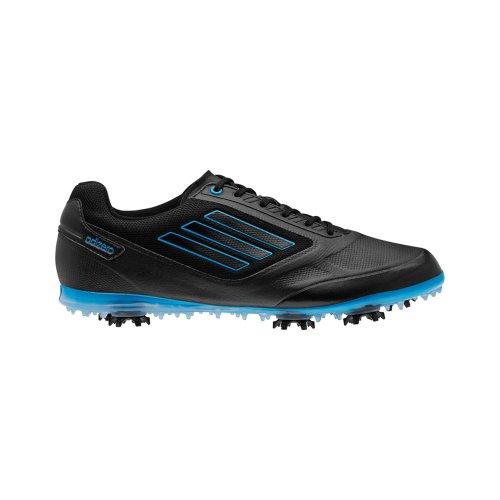 adidas Adizero Tour 2, Herren Golfschuhe Schwarz schwarz 38.5