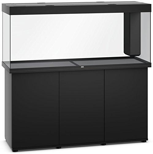 Juwel Aquarium 05351 Rio 450 LED, mit Unterschrank SBX, schwarz