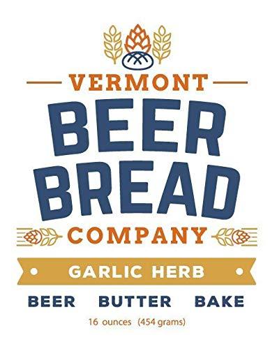 Vermont Garlic herb Bread Mix