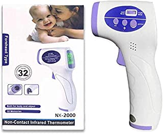 Innoobaby Forehead Thermometer, Thermometer Accurate Instant Readings