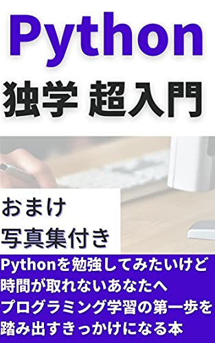 【プログラミング】Python独学 超入門: Pythonを勉強してみたいけど時間が取れないあなたへ