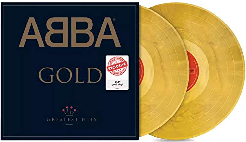 Gold (Greatest Hits) - Exclusive Limited Edition 180 Gram Gold Colored 2x Vinyl LP [Condition-VG+NM]