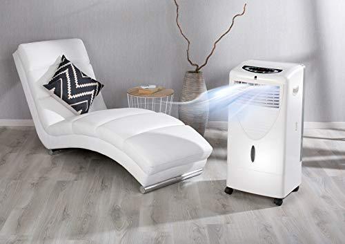 Sichler Haushaltsgeräte Klimagerät: Verdunstungs-Luftkühler mit Oszillation & Ionisator, 20 Liter, 150 W (Raumluftkühler)