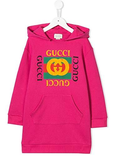 Gucci Luxury Fashion Ragazza 532788X3G975163 Fucsia Cotone Felpa   Stagione Permanente