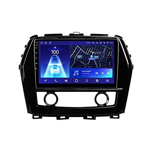 YLCCC coche Radio Stéreo Android 10.0 Sat nav Para Maxima A36 2015-2020 GPS Navegación Multimedia Player Pantalla Táctil Soporte 4G+Wifi/SWC/Carplay/Bluetooth/DSP/enlace espejo,8 Core 4G+WiFi: 3+32GB