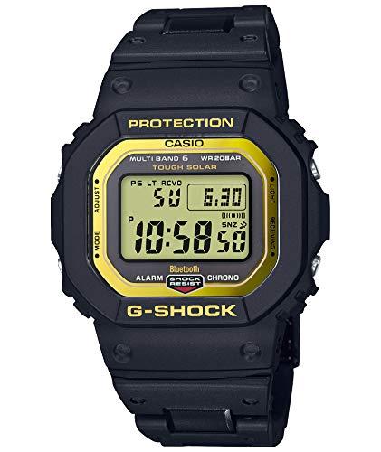 [カシオ] 腕時計 ジーショック Bluetooth 搭載 電波ソーラー GW-B5600BC-1JF メンズ ブラック