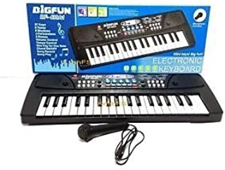 Ruhani Toys & Gift Gallery Bigfun 37 Key Keyboard Piano with Mic