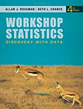 Workshop Statistics, Binder Ready Version: Discovery with Data