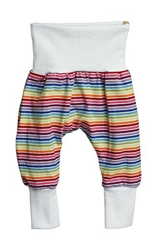 Anns Fashion - Pantalon - Bébé (Fille) 0 à 24 Mois - Multicolore - 62/68 cm