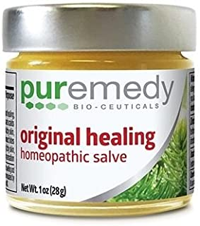 PUREMEDY Original Healing Homeopathic Salve (1oz)
