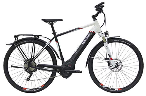 Pegasus Premio Evo 10 Cross Street - Bicicleta eléctrica para hombre de...