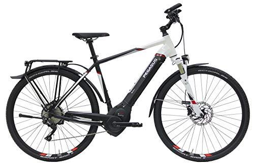 Herren E-Bike 28 Zoll - Pegasus Premio Evo 10 Cross Street - Bosch Performance Line CX Mittelmotor, Akku 500Wh, Shimano Schaltung