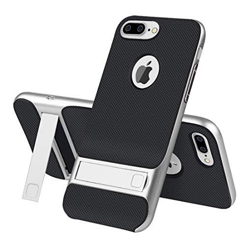"""Zater iPhone 6 Plus Hülle, iPhone 6 Ultra Slim Case Dünn PC Hardcase HandyHülle mit Kratzfest Hart Plastik Schutz Leicht Schale Telefon Tasche für Apple iPhone 6S (Silber, iPhone 6 /6S 4.7"""")"""