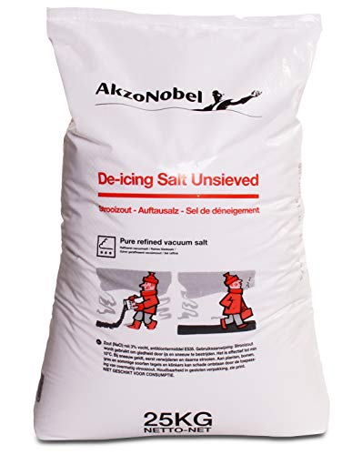 Streusalz DE-Icing Auftausalz 25kg Sack