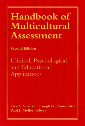 41Z2MlbbRqL - Handbook of Multicultural Assessment: Clinical, Psychological, and Educational Applications