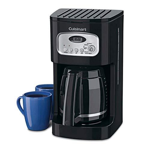 Cuisinart DCC-1100BKP1 12-Cup Programmable Coffee Maker, black