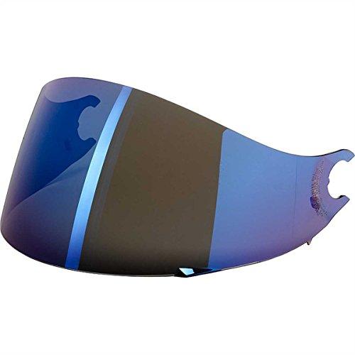 Shark Visier Vision-R - Verspiegelt, Tönung blau verspiegelt