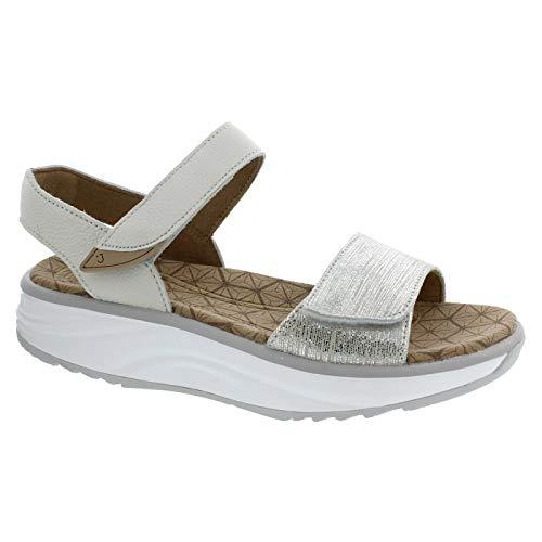 JOYA - Sandalias con Velcro para Mujer