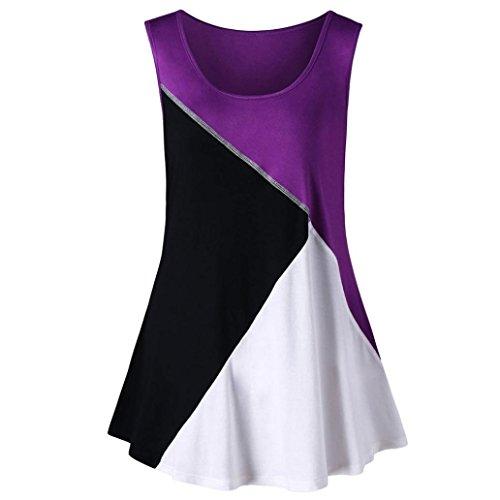 HOMEBABY® Dames Off Schouder T-shirt met korte mouwen, Dames Crop Tops Korte Vest Mouwloze Blouse Losse Zomer Jumpers T Shirt Jurk Sport Tank Tops Sportkleding
