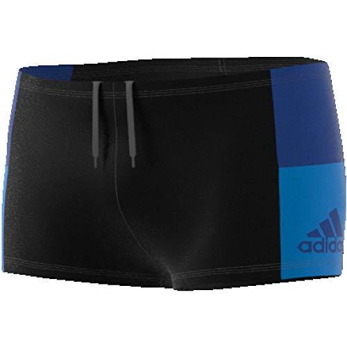 adidas Jungen Infinitex CB Bx B Badehose, Black/Croyal, 116