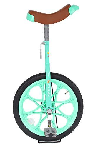 21Technology 一輪車 18インチ 【IR180】 (グリーン)