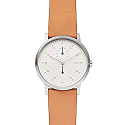 This image shows Skagen Men's Kristoffer Quartz Watch which is my best pick in my Skagen Watches Reviews