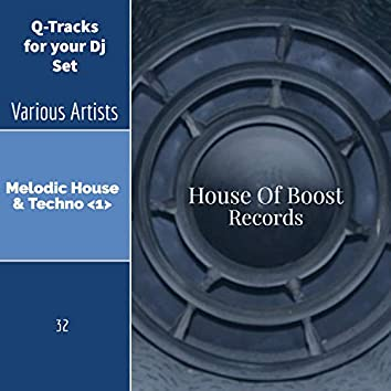 Q-Tracks For Your Dj Set Melodic House & Techno 1
