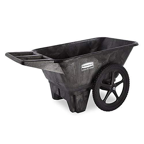 RCP5642BLA - Big Wheel Utility Cart