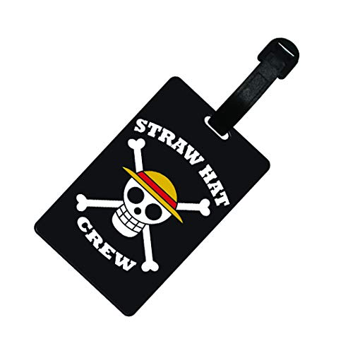 ABYstyle - ONE PIECE - Etichetta per Valigia - Skull Luffy