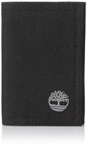 Timberland Nylon Trifold Black One Size