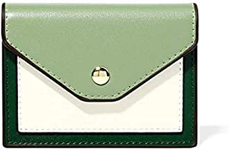 JVCV Womens Mini Wallet Multi Function Card Coin Purse