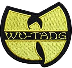 Wu-Tang Clan Logo - Sew Iron on, Embroidered Original Artwork - Patch - 3