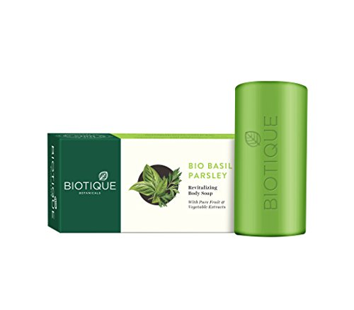 Biotique Basil and Parsley Body Cleansers 150g