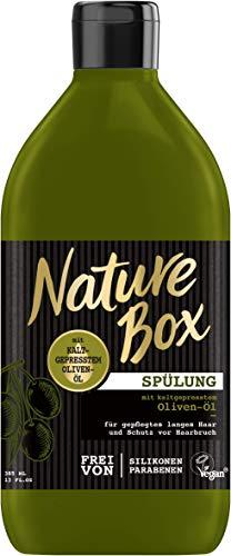 NATURE BOX Spülung Oliven-Öl, 6er Pack (6 x 385 ml)