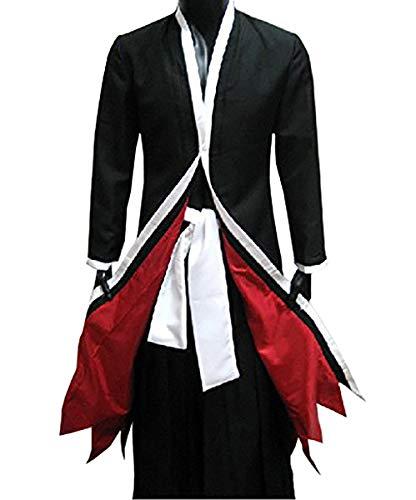 CoolChange disfraz Bankai de Ichigo Kurosaki de Bleach. Talla: S