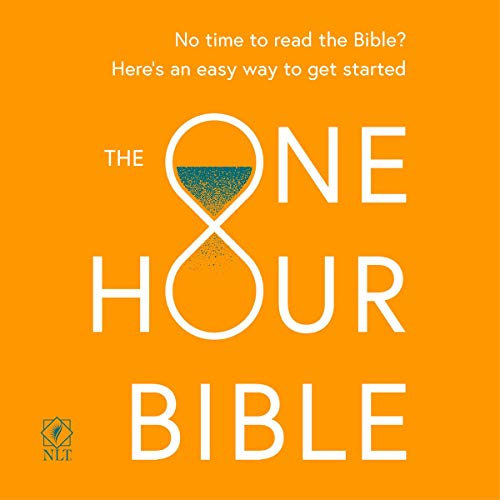 The One Hour Bible cover art