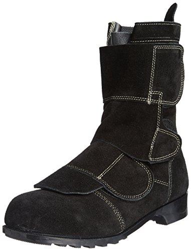 [ノサックス] 安全靴 溶接作業用 溶接プロ WD-700 メンズ 黒 JP JP27cm(27cm)