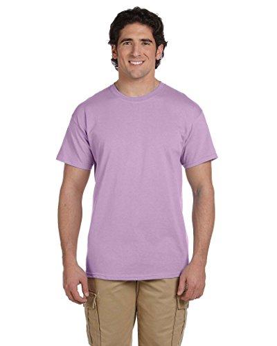 Gildan G200-6.1 Ounce Ultra Cotton Tee 100% Cotton T-Shirt. 2000 in 68 Colors ORCHID Size Medium