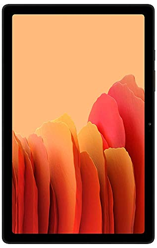 (Renewed) Samsung Galaxy Tab A7 (10.4 inch, RAM 3 GB, ROM 32 GB, Wi-Fi-only), Gold