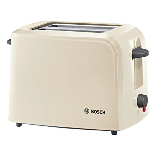 Bosch TAT3A0175G 2 Slice Toaster Cream With Variable Browning Control Grade A