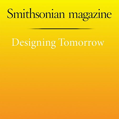 Designing Tomorrow audiobook cover art